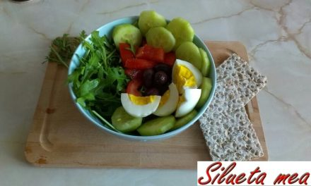 Salata asortata de legume